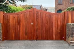 The Eden Gates (hardwood)